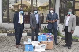 Covid-19: Guild Of Medical Directors Donates Protective Gear, Other Medical Items To Lagos State, Conquest Online Magazine