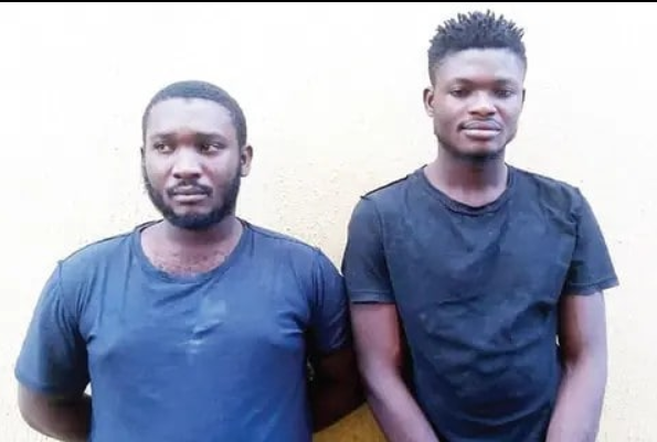 Police Apprehends Two Former Dispatch Riders In Attempts To Hijack Car From Uber Driver, Conquest Online Magazine