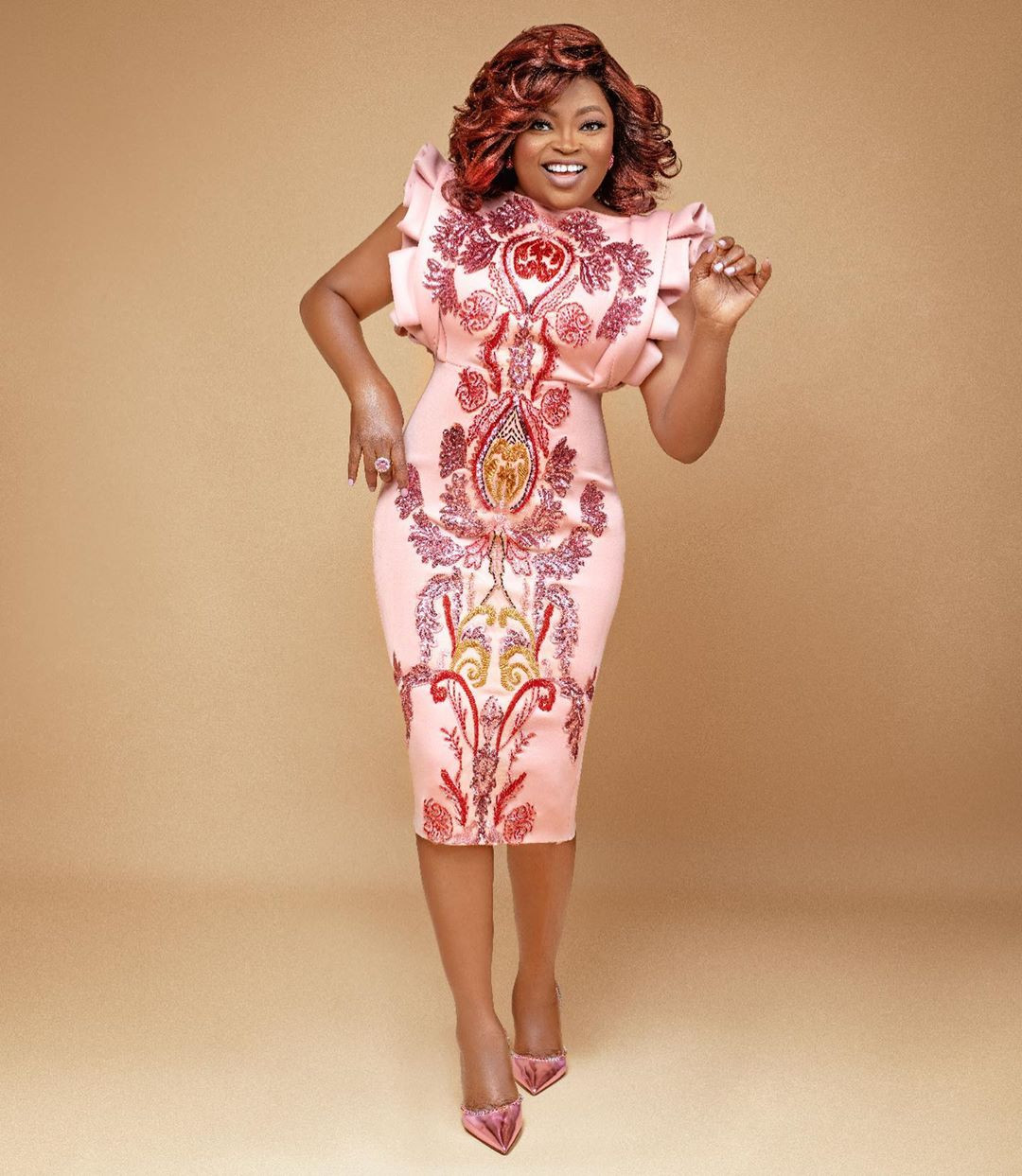 Funke Akindele-Bello Looks So Charming, Shares Blazing Photos As She Hits 43 Today, Conquest Online Magazine
