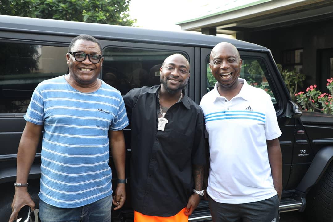 Billionaire's Son, Davido Endorsed Billionaire, Ned Nwoko Malaria Eradication Project (Photos), Conquest Online Magazine