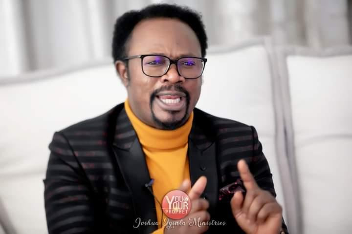 Joshua Iginla Spits Fire On CAMA, Describes Law As Coup Against Christianity (video), Conquest Online Magazine