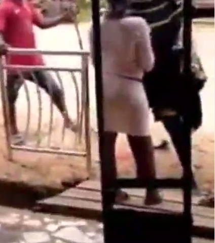 'Who No Sabi Better Thing' – Masquerade Spotted Asking A Girl For Her Number (Video), Conquest Online Magazine