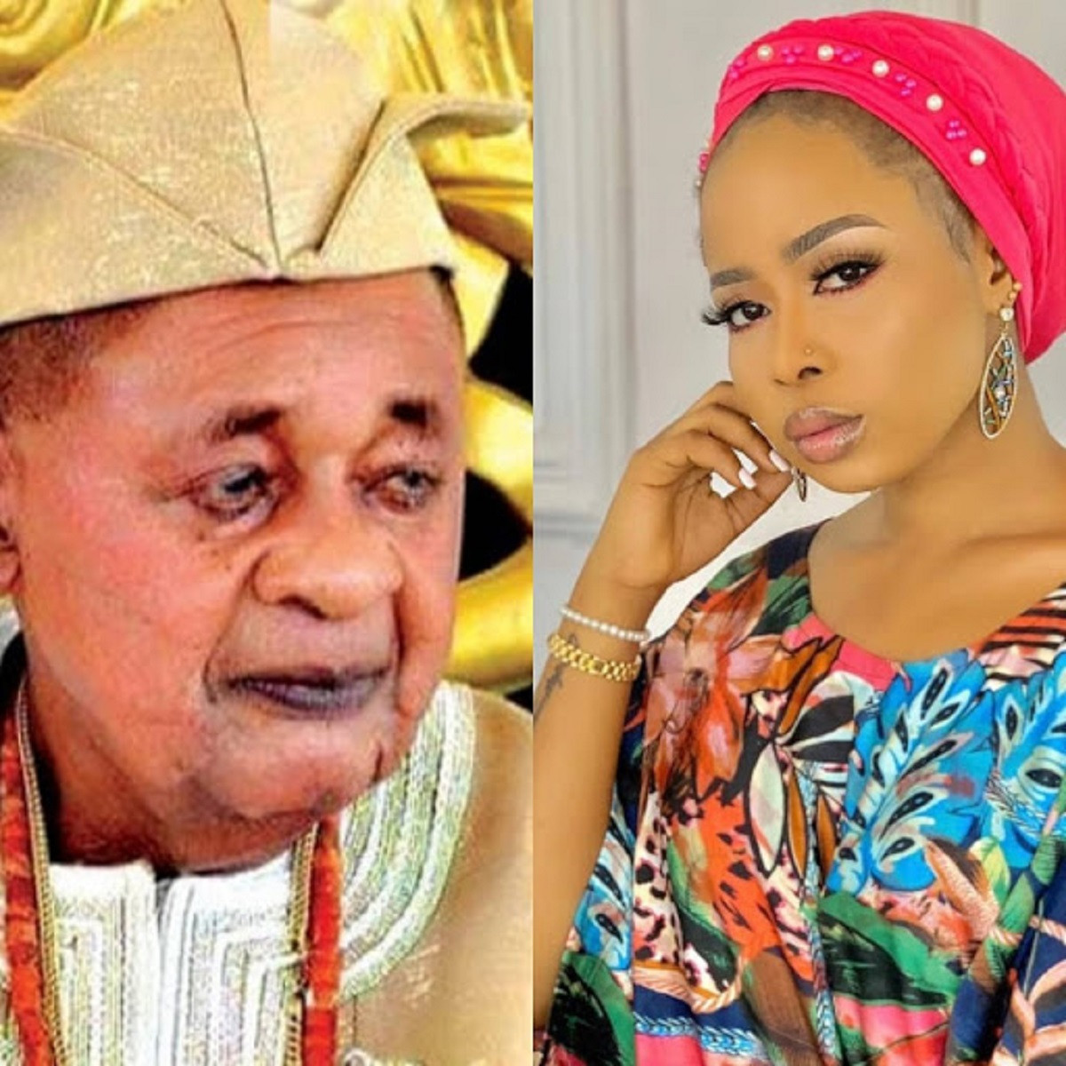 Divorce Is Okay, Starting Over Is Okay – Alaafin Of Oyo Estrange Wife, Queen Ola Shares Obscure Post, Conquest Online Magazine