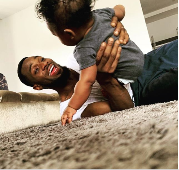 Dbanj Celebrates Again, Penned Cheery Message For Son's 1st Birthday (Photo), Conquest Online Magazine