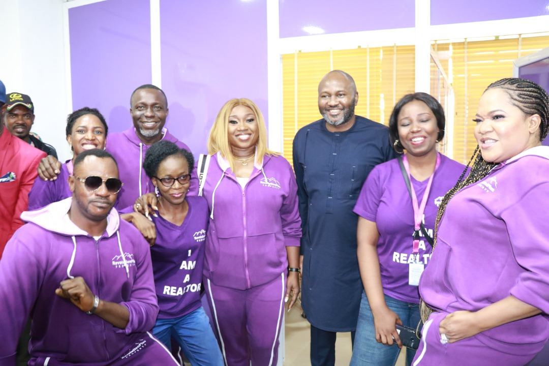Abeokuta Agog As RevolutionPlus Property Opens New Branch, Launches Two New Estates {Photos}, Conquest Online Magazine