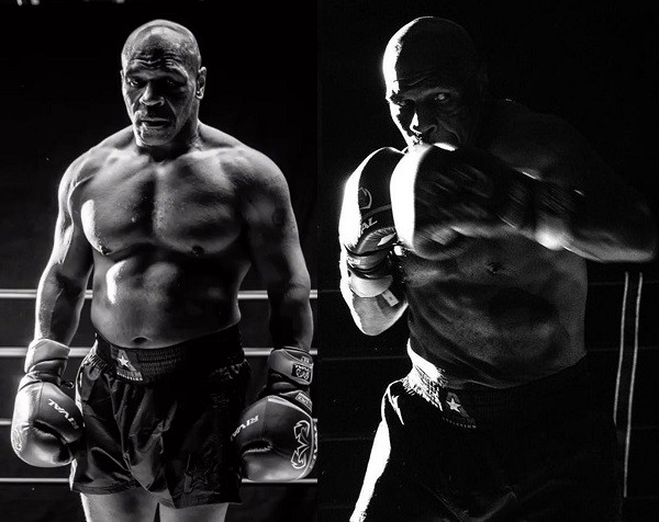 American boxing legend Mike Tyson has shown off his impressive physique ahead of his comeback fight with Roy Jones Jr Conquest Online Magazine