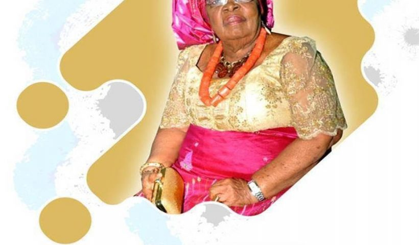 The Matriarch of the Ebi family; Ezinne, Conquest Online Magazine
