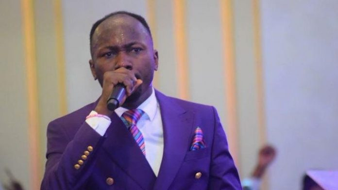 Apostle Johnson Suleman who is the General Overseer of the Omega Fire Ministries International, described, Conquest Online Magazine