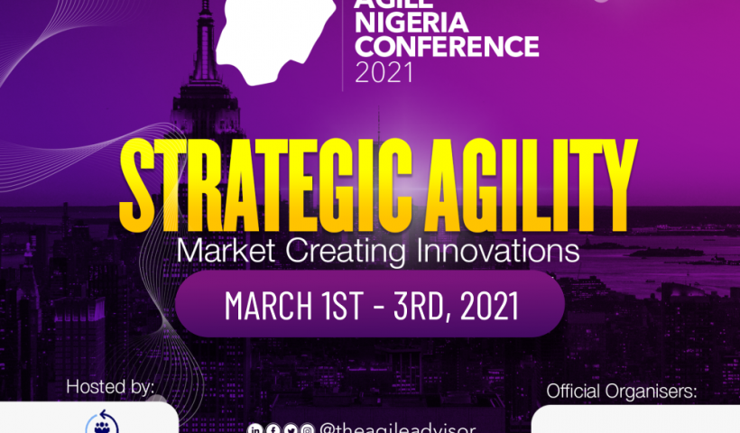 The Agile Practitioners Association of Nigeria Nigeria's largest Agile professional body announced today Monday Conquest Online Magazine