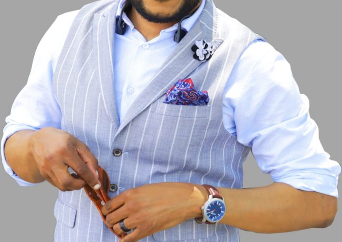 Stand up Comedian, Charles Edobor popular known as 'Edo Charles' is on the news again to support African businesses, Conquest Online Magazine