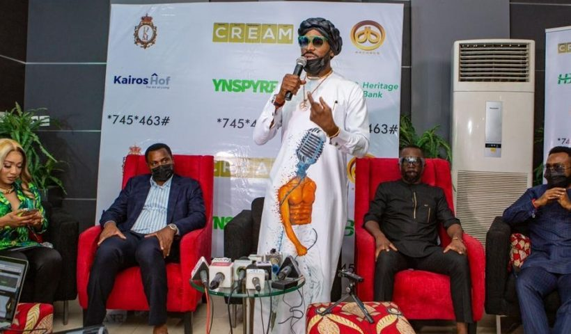 CREAM Platform, Nigeria's premiere creative reward platform officially kicked off its partnership, Conquest Online Magazine