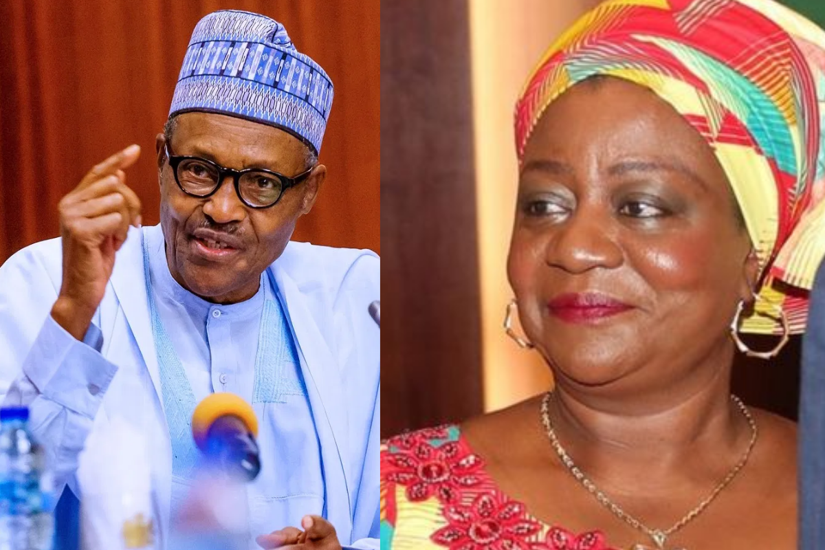 Presidential aide, Lauretta Onochie, has said that the wailing of some Nigerians will not stop, Conquest Online Magazine