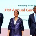 Shareholders of Guaranty Trust Bank (GTBank) Plc, at the weekend unanimously endorsed, Conquest Online Magazine