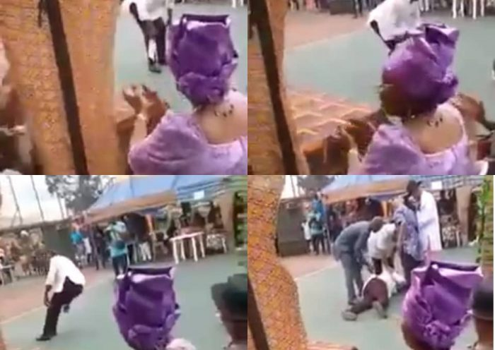 An event in Rivers state came to an abrupt end recently after one of the male attendees suffered, Conquest Online Magazine