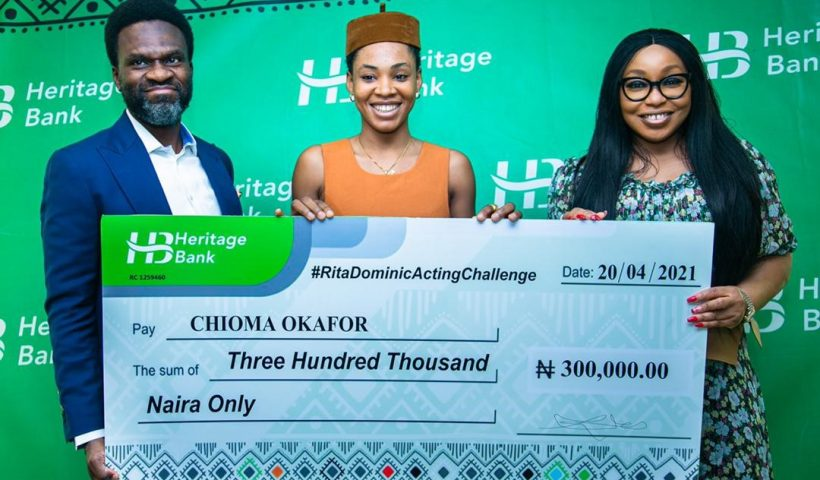 Heritage Bank Plc has further reiterated its commitment to the growth and development, Conquest Online Magazine