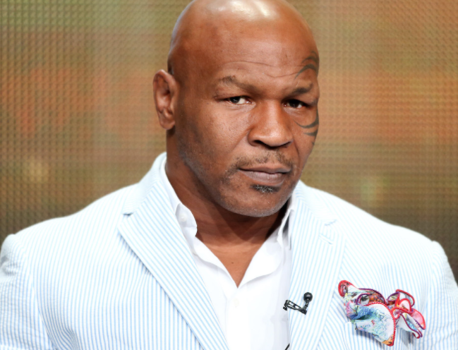 Former boxing champion, Mile Tyson revealed that he slept with a prison counselor in order, Conquest Online Magazine
