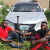 Men of the Ogun state police command have arrested two robbery suspects identified, Conquest Online Magazine