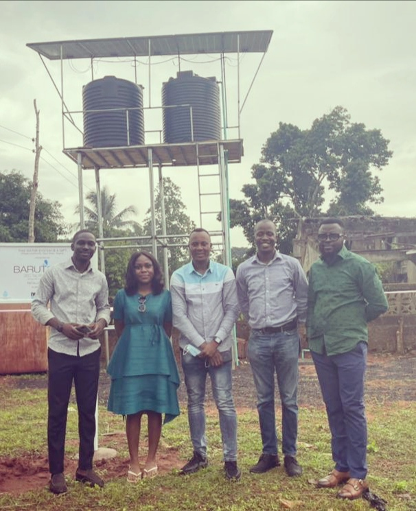 International Water Association, Young Water Professionals Nigeria in partnership, Conquest Online Magazine